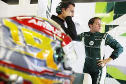 Robin Frijns, Caterham F1 Yedek Pilotu