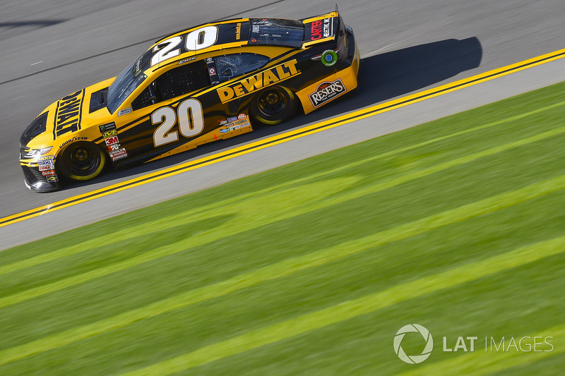 8. Erik Jones, Joe Gibbs Racing, Toyota