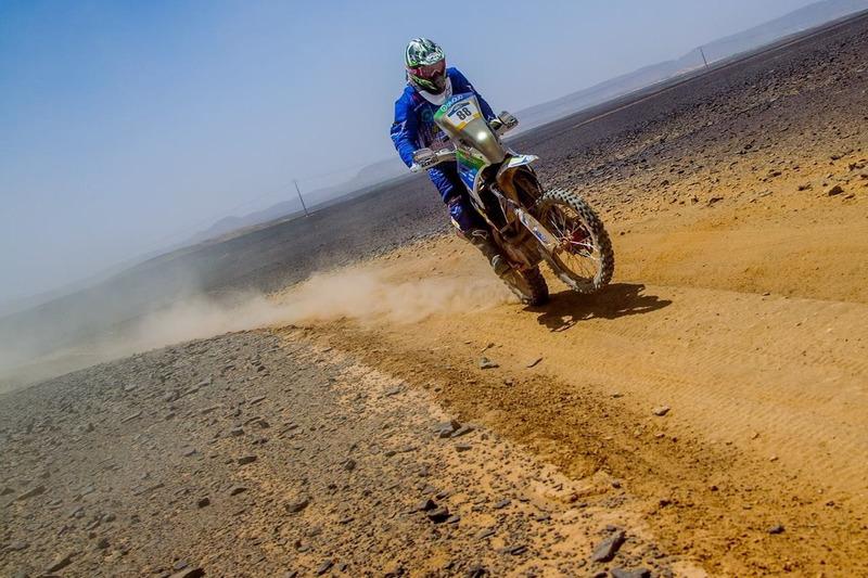 #135 Daniel Albero, Un diabético en el Dakar