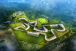 Mount Panorama design concept