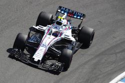 Сергій Сироткін, Williams FW41.