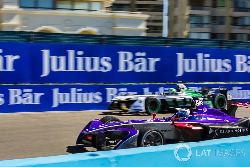 Сем Бьорд, DS Virgin Racing, Лукас ді Грассі, Audi Sport ABT Schaeffler
