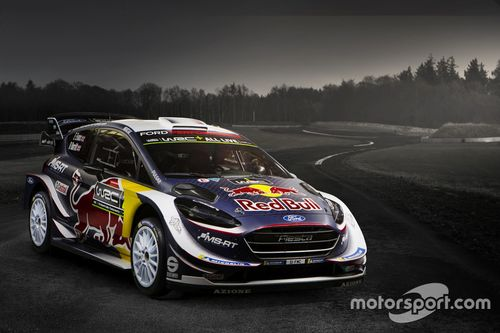 M-Sport Ford World Rally Team