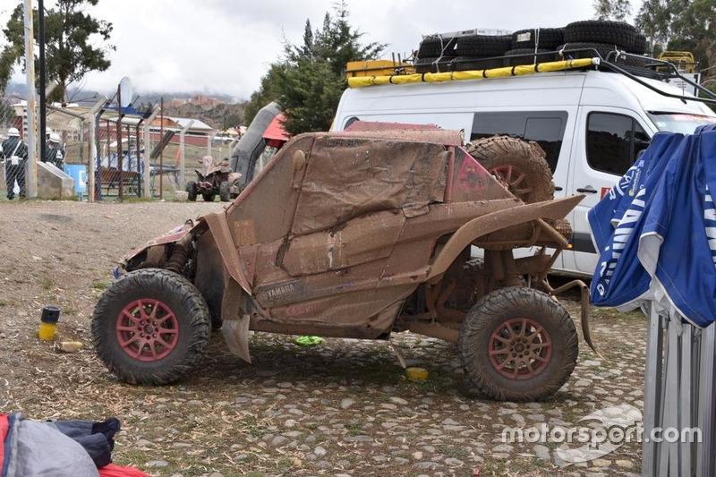 YXZ 1000 R #351: Камелія Ліпаротті, Ангело Монтіко