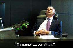 Screenshot: My Name is Jonathan