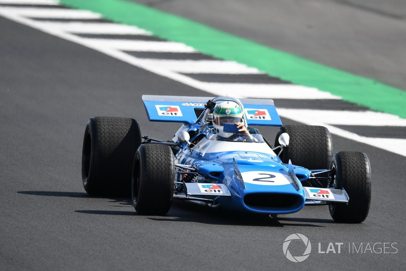 1969 Matra MS80-Cosworth