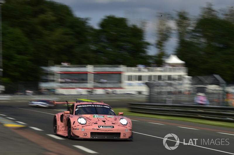 2. LMGTE-Pro: #92 Porsche GT Team, Porsche 911 RSR