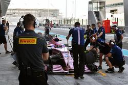 Інженер Pirelli, Микита Мазепін, Sahara Force India VJM10