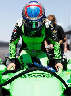 Danica Patrick, Ed Carpenter Racing