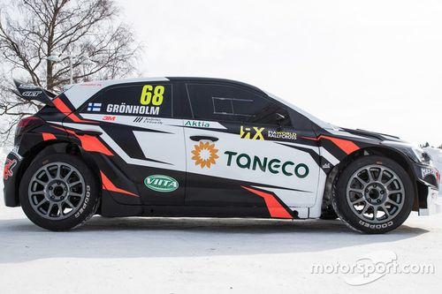 GRX Taneco team unveil