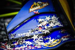 Le vainqueur Alexander Rossi, Andretti Autosport Honda