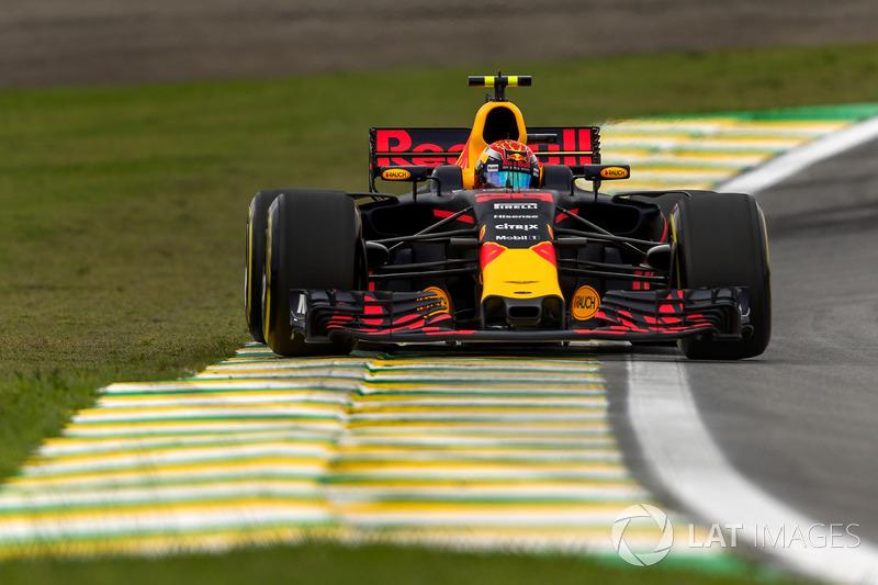 Max Verstappen reclamou do motor, mas é o quarto do grid