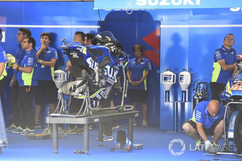 Garage Team Suzuki MotoGP