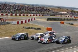 Johan Kristoffersson, Volkswagen Team Sweden, Volkswagen Polo GT leads