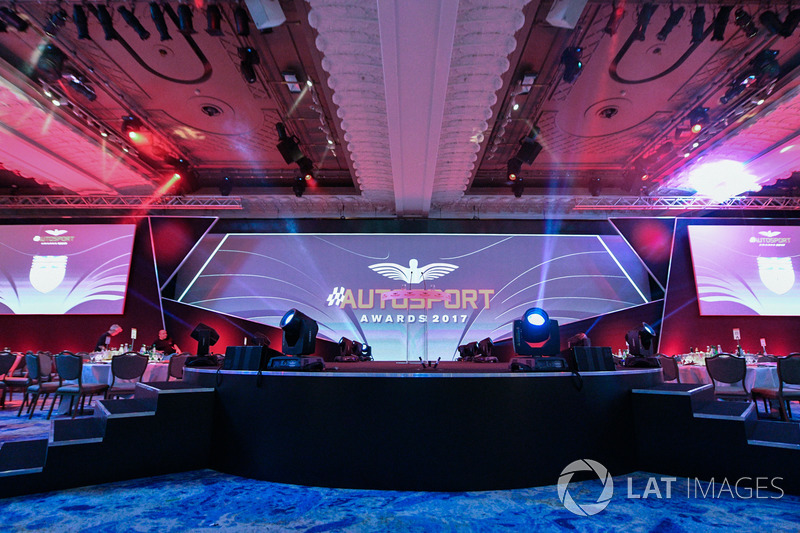 The Ballroom stage