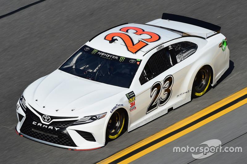 №23. Грей Голдинг, BK Racing, Toyota Camry