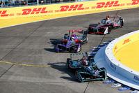 Mitch Evans, Jaguar Racing, Alex Lynn, DS Virgin Racing, Maro Engel, Venturi Formula E Team