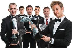 Ganadores premios Autosport 2016