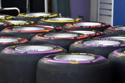 Les pneus Pirelli