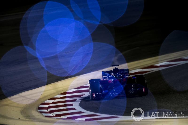 Брендон Хартлі, Toro Rosso STR13 Honda
