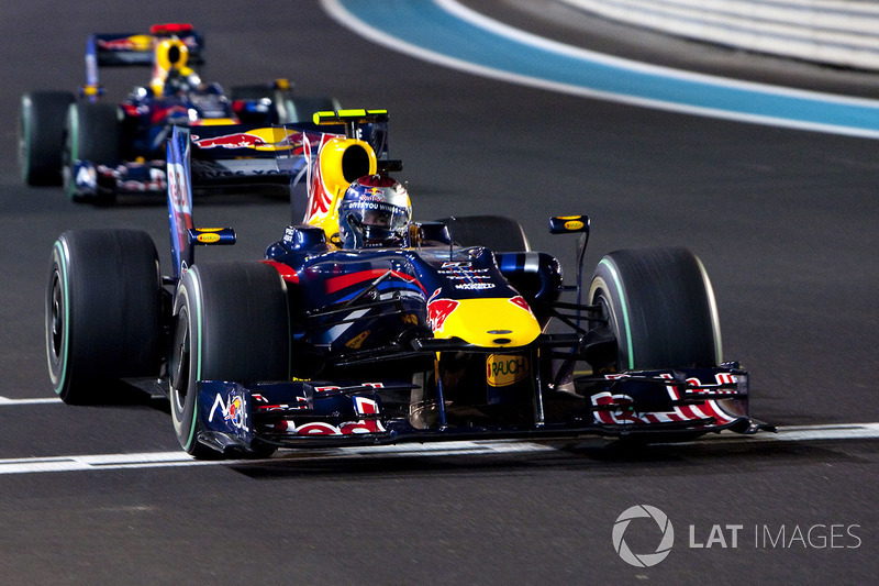 26. Red Bull Racing RB5, Formula 1