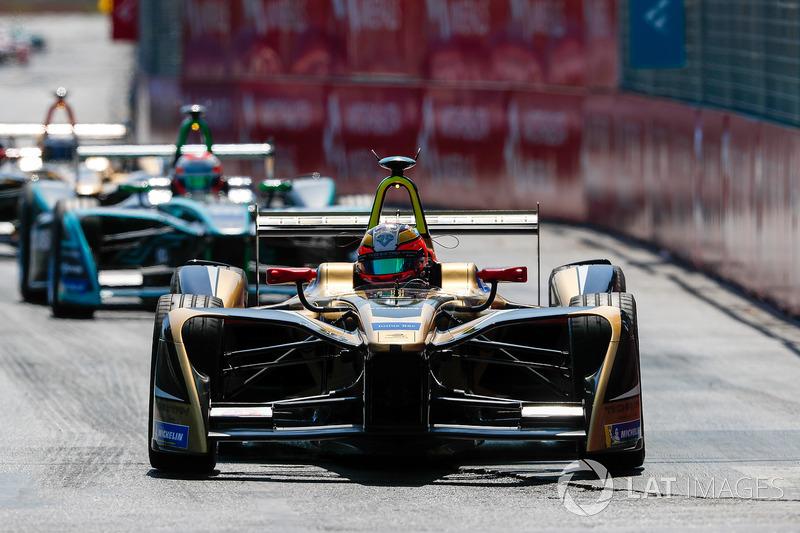 Jean-Eric Vergne, Techeetah Nelson Piquet Jr., Jaguar Racing