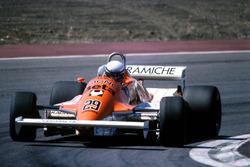 Riccardo Patrese, Arrows A3