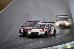 Ryo Michigami, Honda Racing Team JAS, Honda Civic WTCC, Rob Huff, All-Inkl Motorsport, Citroën C-Elysée WTCC