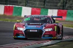 #86 OD Racing Audi R8 LMS GT3: Aditya Patel, Mitch Gilbert