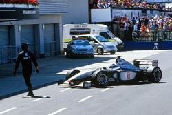 Ganador David Coulthard, McLaren
