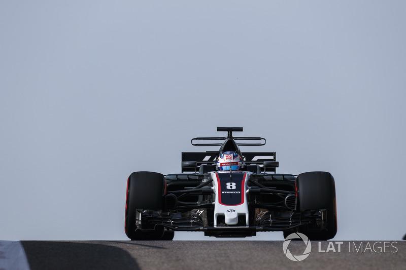 10. Romain Grosjean (122 Grandes Premios)