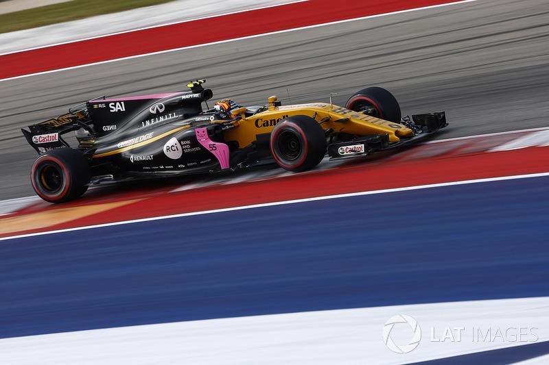 7. Carlos Sainz Jr., Renault Sport F1 Team RS17