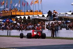 1. Alain Prost, McLaren MP4/4