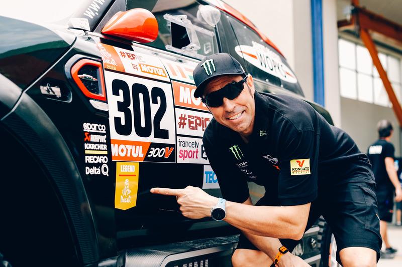 Nani Roma, 'Legend' del Dakar, habla de Dani Pedrosa, que a final de temporada será Leyenda de MotoGP