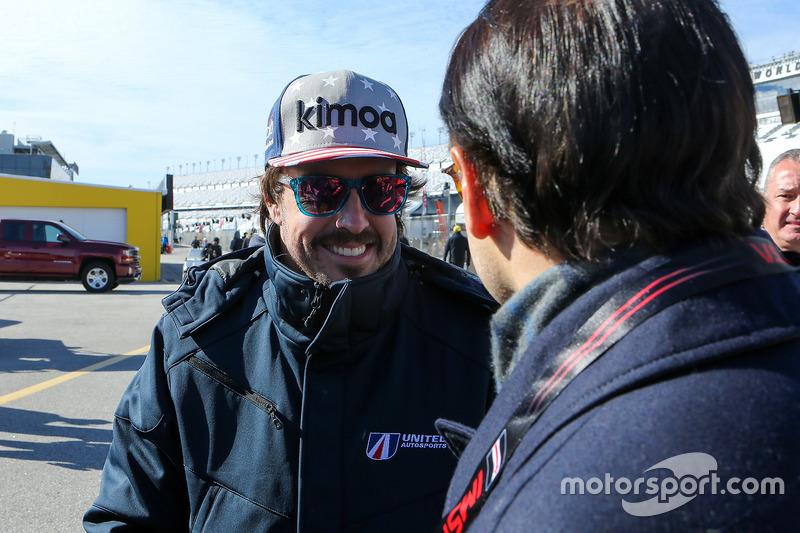 Fernando Alonso, United Autosports, Felipe Massa