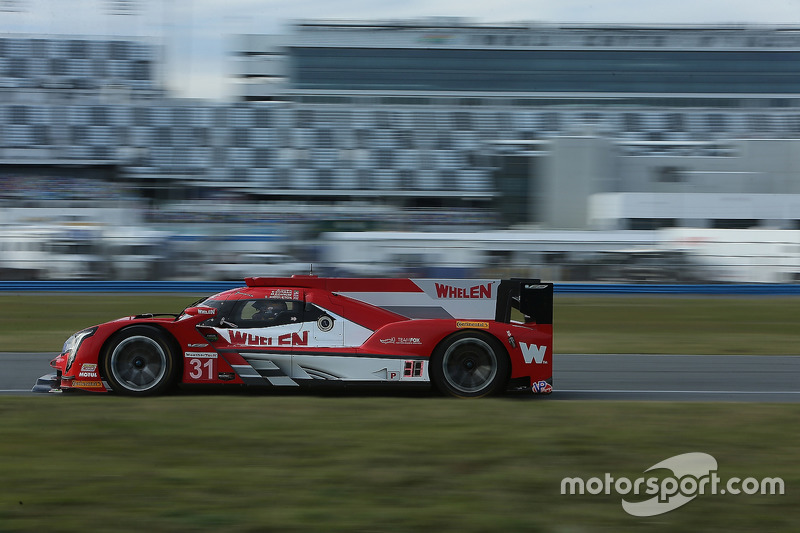 #31 Action Express Racing Cadillac DPi: Eric Curran, Mike Conway, Stuart Middleton