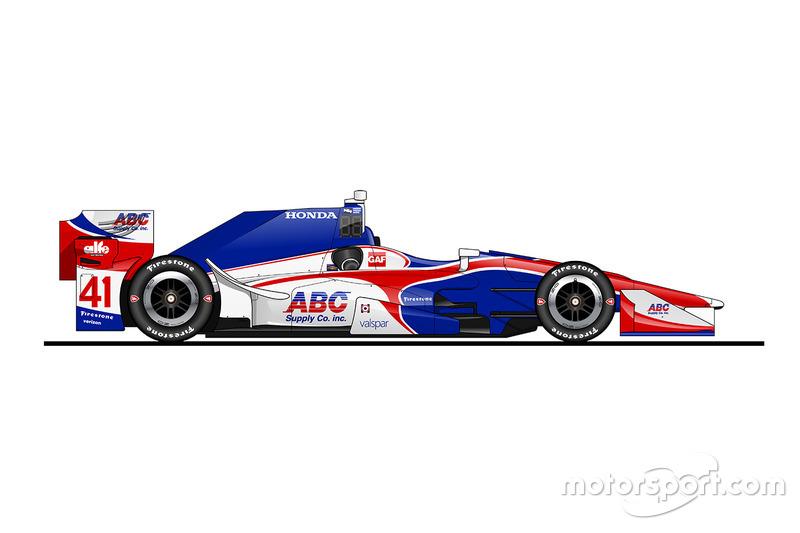 Jack Hawksworth, A.J. Foyt Racing, Honda