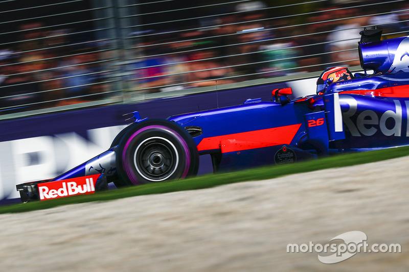 9. Даниил Квят (Toro Rosso)