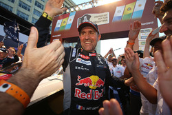 Ganador Stéphane Peterhansel, Peugeot Sport