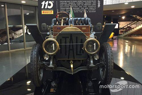 Présentation de la saison de Pirelli