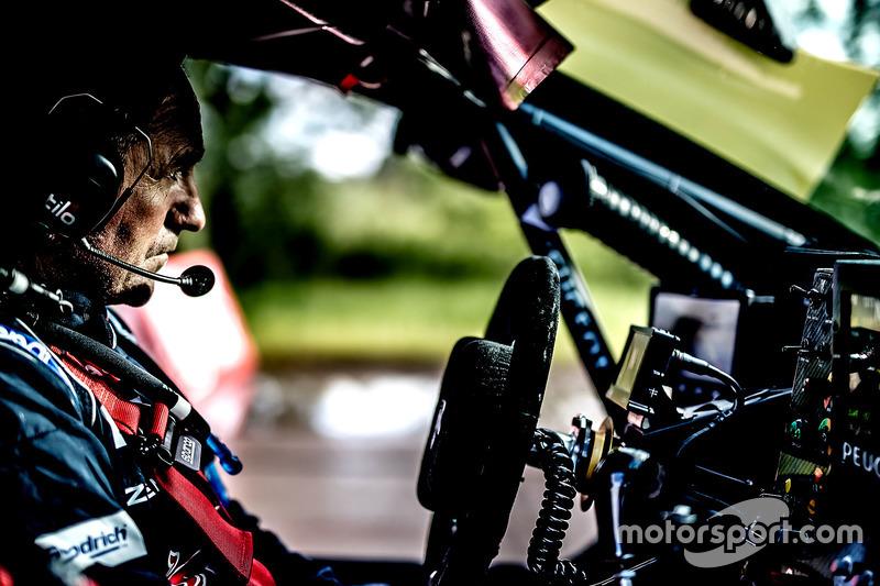 #106 Peugeot Sport Peugeot 3008 DKR : Stéphane Peterhansel