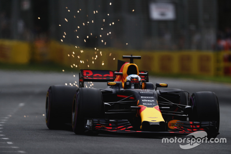 Ф1, Мельбурн 2017: Даніель Ріккардо, Red Bull Racing RB13