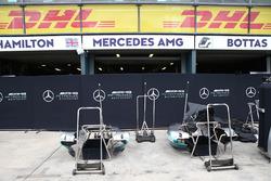 Гараж Mercedes