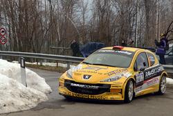 Greg Hotz, Pietro Ravasi, Peugeot 207 S2000, Team Balbosca