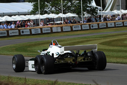 Карун Чандок, Williams FW08B