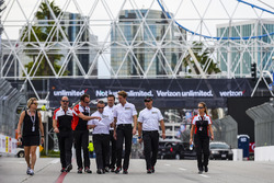 Trackwalk: Porsche Team