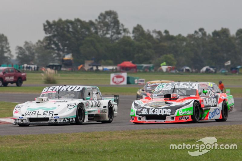 Leonel Sotro, Di Meglio Motorsport Ford, Juan Martin Bruno, UR Racing Dodge