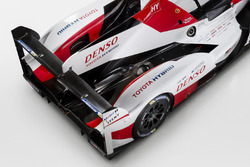Toyota TS050 Hybrid 2017: Detail