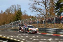 #22 Wochenspiegel Team Monschau, Ferrari 488 GT3: Georg Weiß, Oliber Kainz, Jochen Krumbach