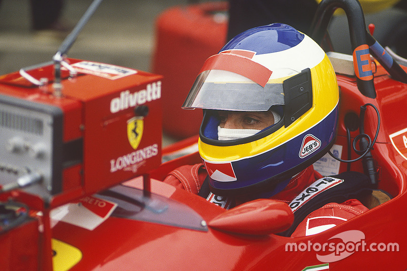 Мікеле Альборето, Ferrari F187/88C